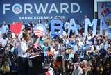 Obama vows to support veterans, steers back to foreign policy